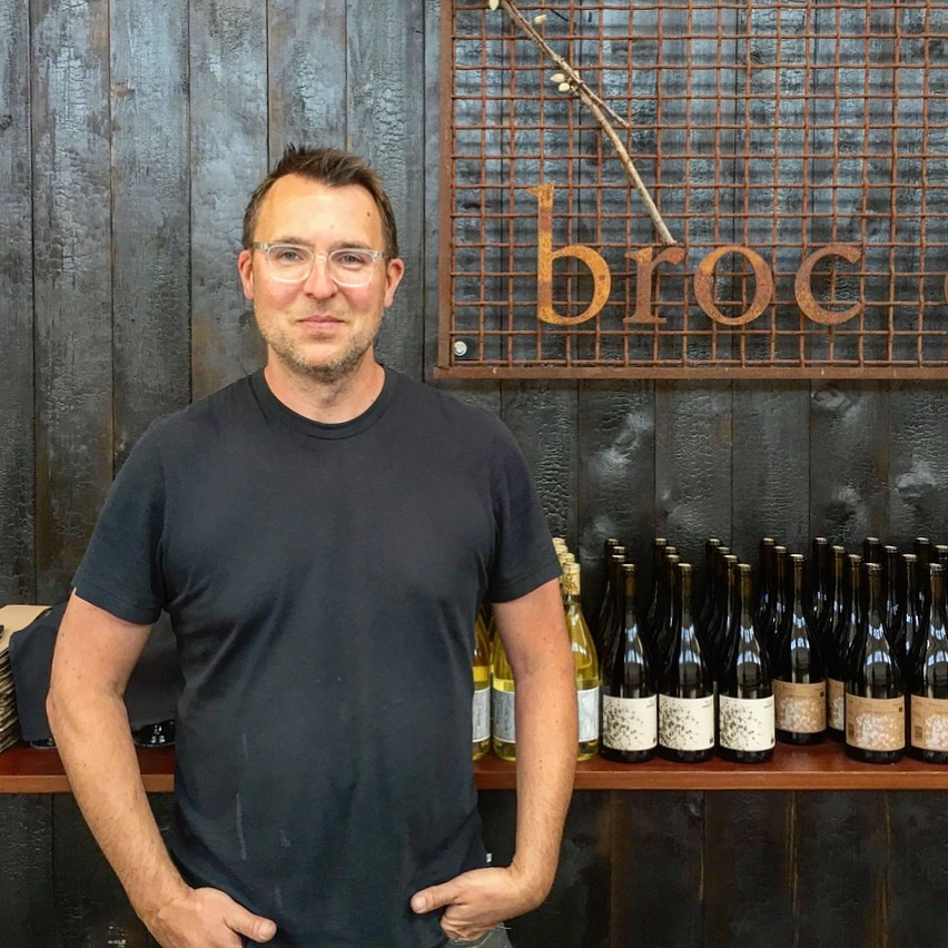 Chris Brockway  sc 1 st  Behind the Bottle & The Broc way / The rise of Ridge | Behind the Bottle